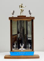 1967 Track Trophy - 1st Place